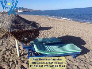 Hoteles y Aparthoteles en Vera Playa