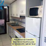 Cocina - Altos Nuevo Vera - Vera Playa - Almería