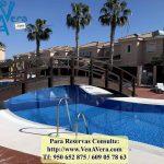Piscinas Urbanización Playas del Sur - Vera Playa - Costa de Almería