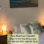 Dormitorio Urbanización Playas del Sur - Vera Playa - Costa de Almería