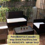 Terraza Urbanización Playas del Sur - Vera Playa - Costa de Almería